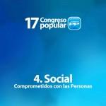 """Ponencia Social """"Comprometidos con las Personas""""."""