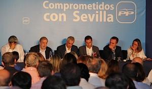 La intervención del Secretario de Estado de Administraciones Públicas, Antonio Beteta, estuvo orientada a la explicación de la Ley de Racionalización y Sostenibilidad de la Administración Local