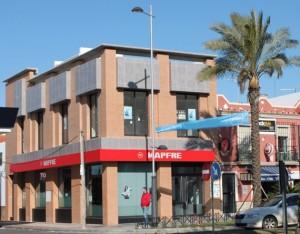 sede del PP de Mairena