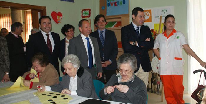 Juan Manuel Moreno en Mairena_1