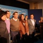 Juanma Moreno en Mairena 08
