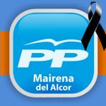 Logo PP Mairena lazo negro